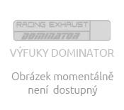 Laděný výfuk DOMINATOR DUCATI 900 SPORT, SS 00-02 KULATÉ KONCOVKY KRÁTKÉ GP1