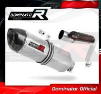 Laděný výfuk DOMINATOR Honda CB 600 f HORNET 03-06 KONCOVKA HP1
