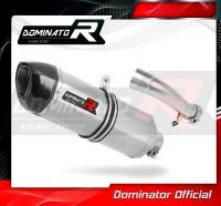 Laděný výfuk DOMINATOR Honda CB500X 13- KONCOVKA HP1
