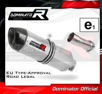 Homologovaný Laděný výfuk DOMINATOR BMW R1250R 2019-2020 1R13 KONCOVKA HP1 HOMOLOGACE