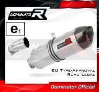 Homologovaný Laděný výfuk DOMINATOR BMW R1200R 2010-2014 R1ST KONCOVKA HP1 HOMOLOGACE