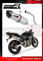 Laděný výfuk DOMINATOR Honda CB 600 f HORNET 98-02 KONCOVKA HP1