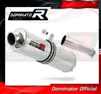 Laděný výfuk DOMINATOR Honda CBF 1000 10-13 KULATÁ KONCOVKA STANDART