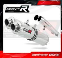 Laděný výfuk DOMINATOR Honda CB1100 X11 KULATÉ KONCOVKY STANDART