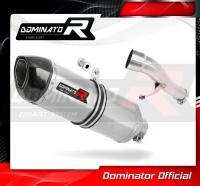 Laděný výfuk DOMINATOR Honda CBF 500 04-05 KONCOVKA HP1