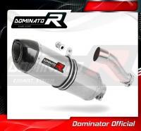 Laděný výfuk DOMINATOR Honda VTR 250 2010 KONCOVKA HP1