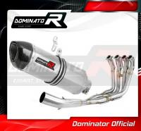 Laděný výfuk DOMINATOR BMW S1000RR 09-11 Kompletní systém koncovka HP1