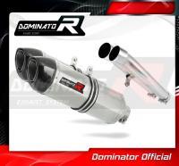 Laděný výfuk DOMINATOR Honda CB1100 X11 KONCOVKY HP1