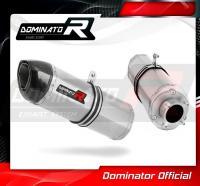 Laděný výfuk DOMINATOR Honda CBF 250 04-06 KONCOVKA HP1