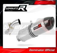 Laděný výfuk DOMINATOR KTM LC4 660 SMC 03-04 KONCOVKA HP1