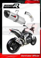 Laděný výfuk DOMINATOR Honda CB1000R 08- KONCOVKA HP1