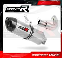 Laděný výfuk DOMINATOR CAN AM SPYDER 990 KONCOVKA HP1