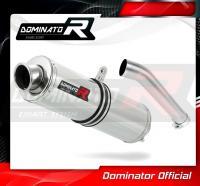 Laděný výfuk DOMINATOR Honda CB1300 03-12 KULATÁ KONCOVKA STANDART