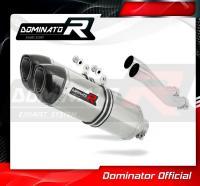 Laděný výfuk DOMINATOR Honda CB 750 92-03 KONCOVKY HP1