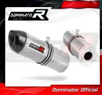 Laděný výfuk DOMINATOR Honda CBR 125 04-11 KONCOVKA HP1