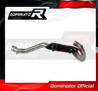 Laděný výfuk DOMINATOR KTM SXF 250 11-12 koleno výfuku