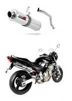 Laděný výfuk DOMINATOR Honda CB 600 f HORNET 98-01 KULATÁ KONCOVKA STANDART