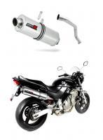 Laděný výfuk DOMINATOR Honda CB 600 f HORNET 98-01 OVÁLNÁ KONCOVKA