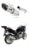 Laděný výfuk DOMINATOR Honda CBF 1000 04-09 KONCOVKY HP1
