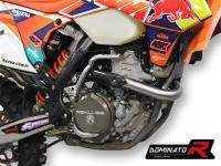 Laděný výfuk DOMINATOR KTM EXC350 12-15 KOLENO VÝFUKU